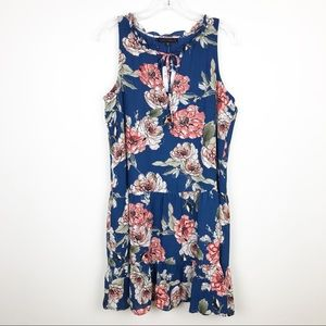 Sanctuary Romy Dress in Floral Bloom NWT [B16]